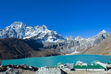Reasons to take Everest Base camp with Gokyo lake trek