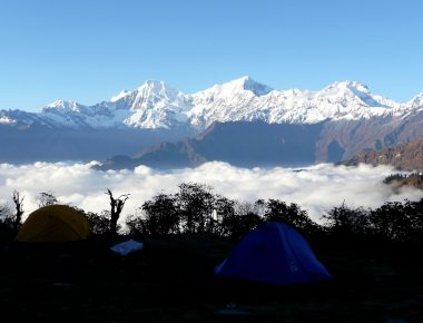 Most Popular Treks in Nepal