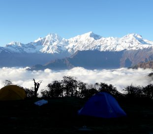 Ganesh Himal Camping Trek