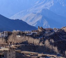 Upper Mustang to Naar-Phu Valley Camping Trek