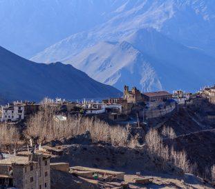 Upper Mustang to Naar-Phu Valley Camping Trek