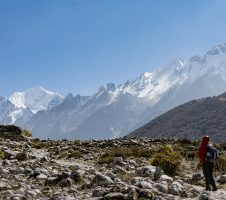 Langtang Bridim Godekang Camping Trek
